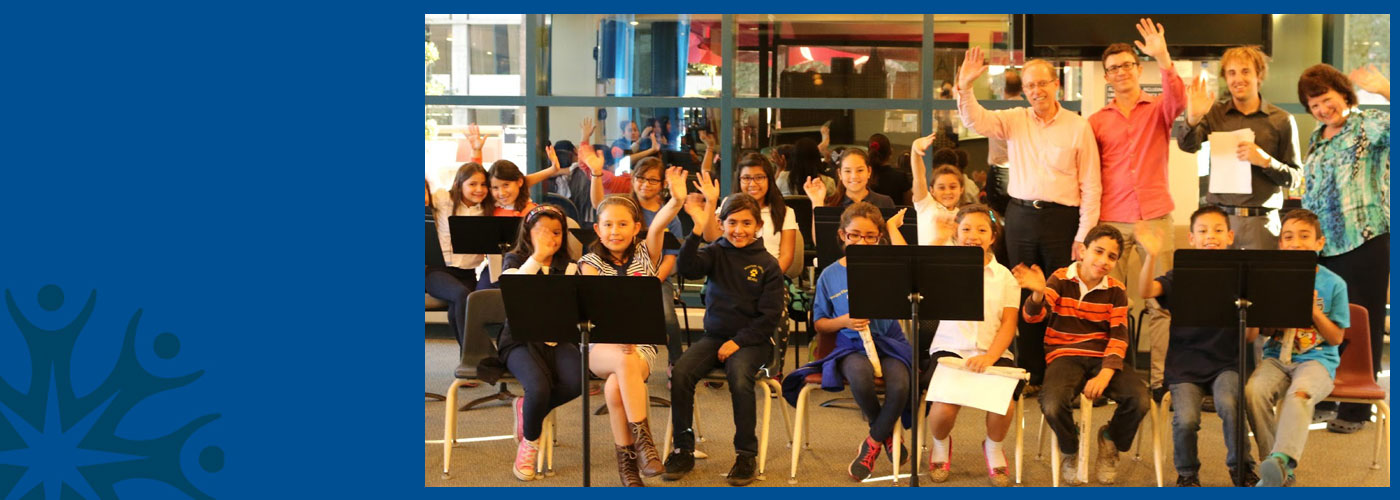 Listen to Caesura Youth Orchestra Performances